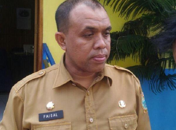 Pjs Bupati Batubara Faisal Harismy