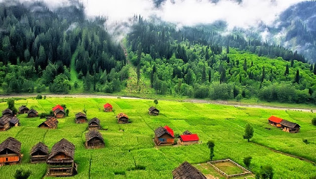 natural beauty of pakistan