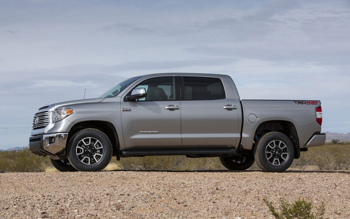 2014 Toyota Tundra Widescreen HD Wallpaper 9