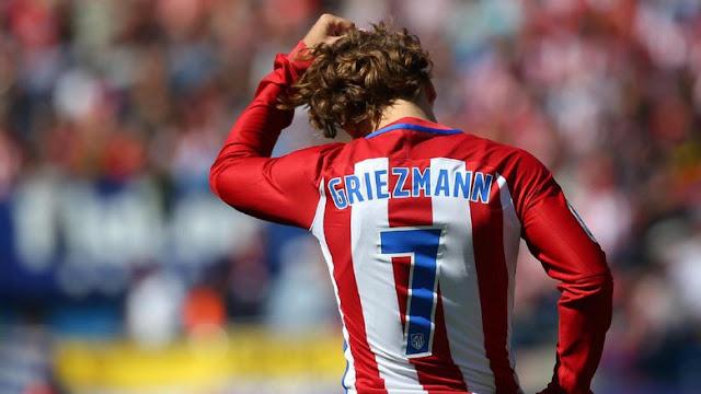 Griezmann Mengatakan Dia Akan Tetap di Atletico Madrid