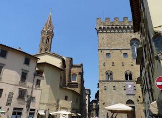 Badia Fiorentina y Museo Bargello.
