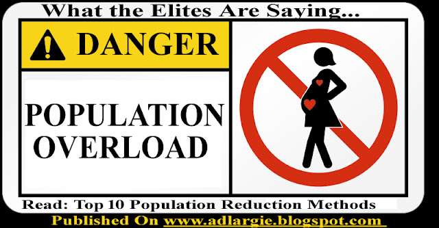 population reduction