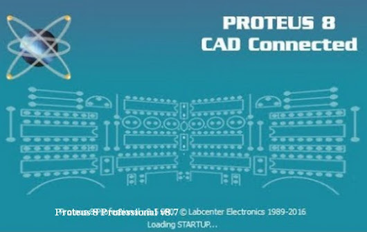 Free Download Proteus Professional v8.7 SP3 for Windows with Activation Crack