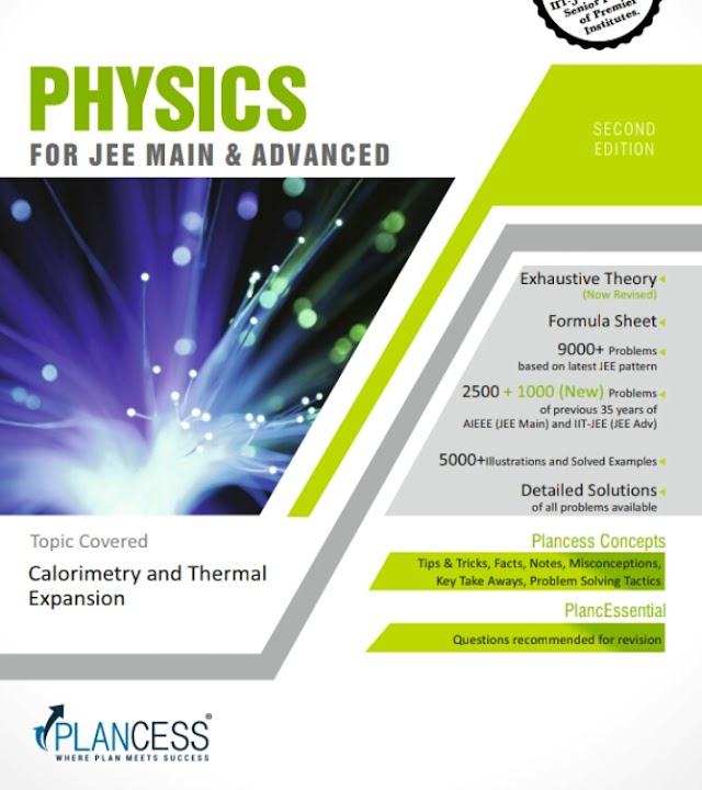 CALORIMETRY AND THERMAL EXPANSION NOTE BY PLANCESS
