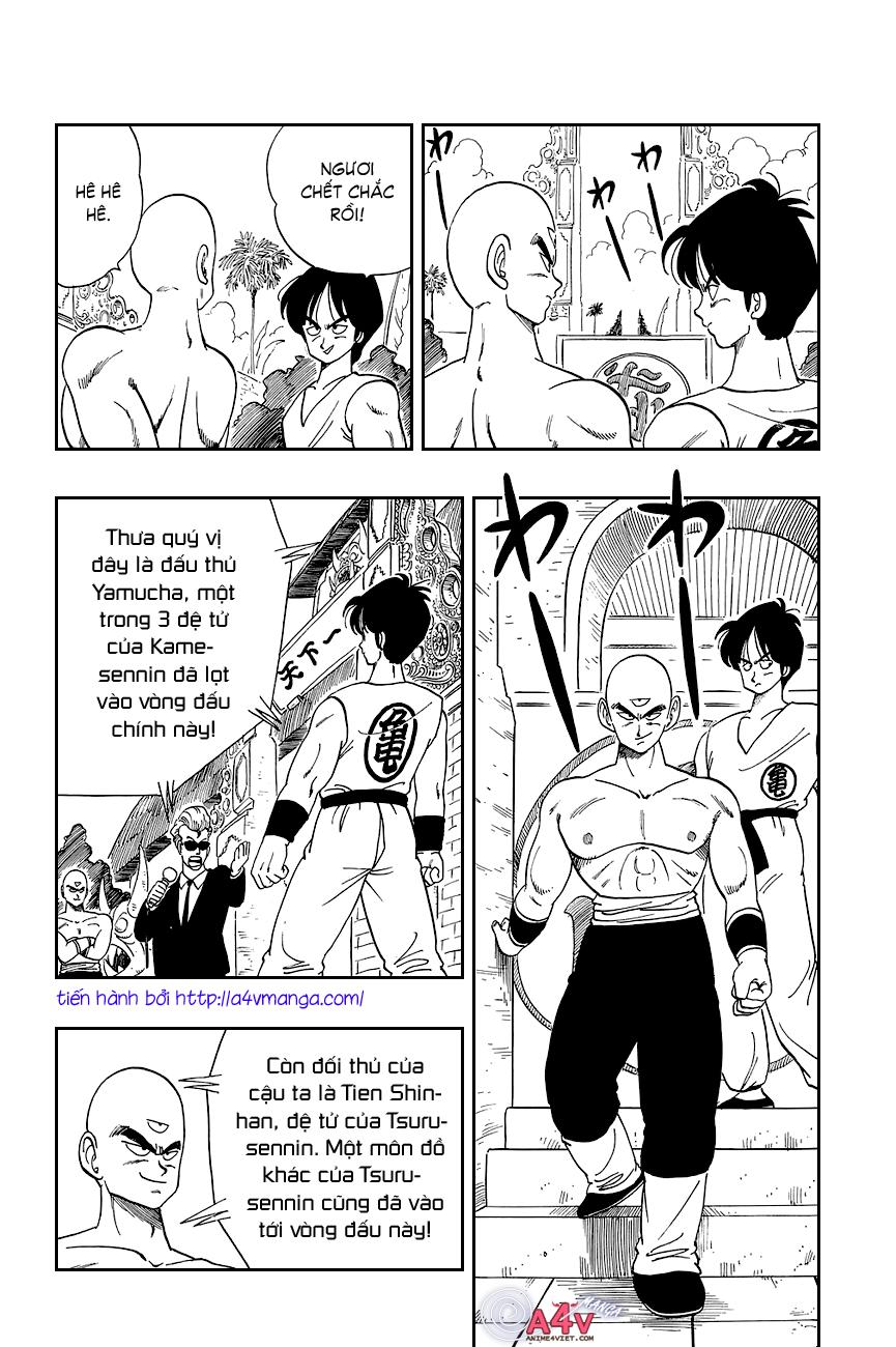 Dragon Ball chap 116 trang 14