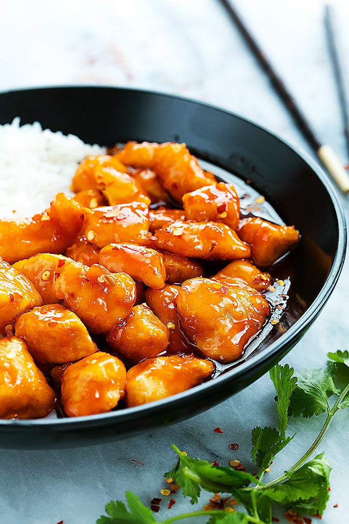 #Recipe : Slow Cooker Firecracker Chicken