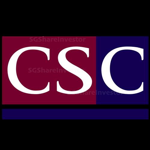 CSC HOLDINGS LTD (C06.SI) @ SG investors.io