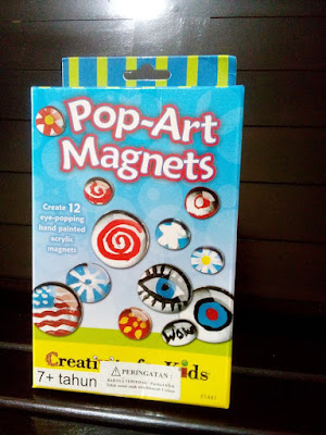 pop-art magnets faber castell indonesia