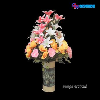 harga bunga artificial   bunga hias plastik dekorasi rumah