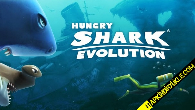 hungry shark evolution hile