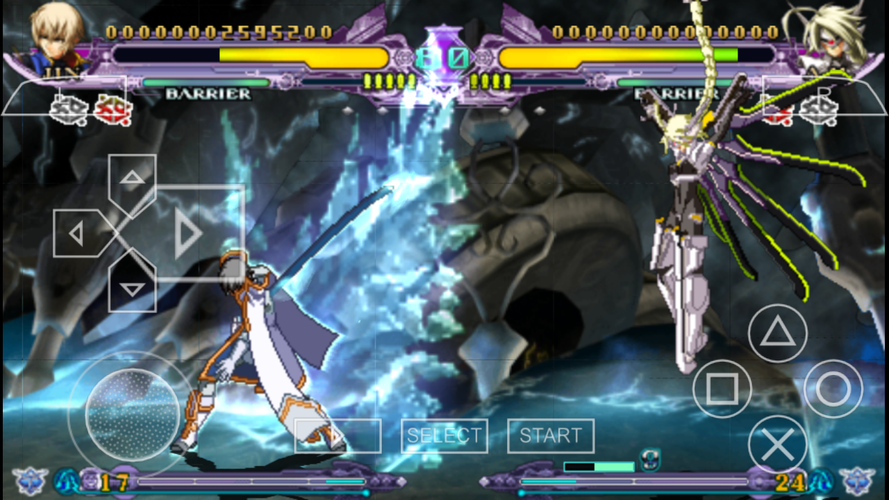 Blazblue Continuum Shift Extend Japan Psp Iso Free