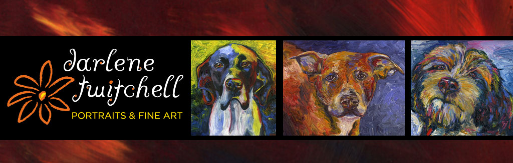 Darlene Twitchell - Portraits and Fine Art