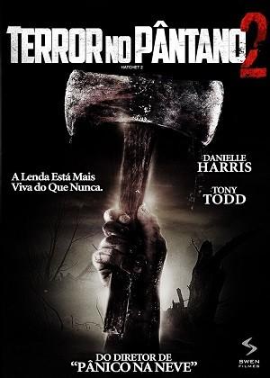 Terror no Pântano 2 Torrent Baixar