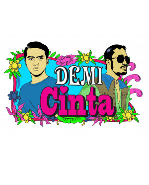 Download FIlm Demi Cinta (2017) WEBDL