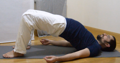 dynamic bridge pose
