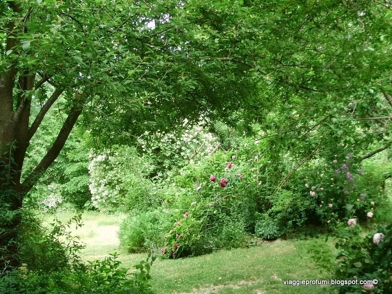 Loiano, Giardini del Casoncello