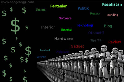 Web Blog Penghasil Dollar