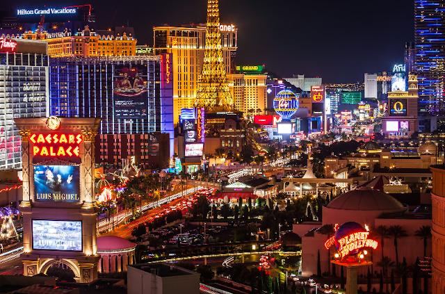 10 destaques da Strip em Las Vegas