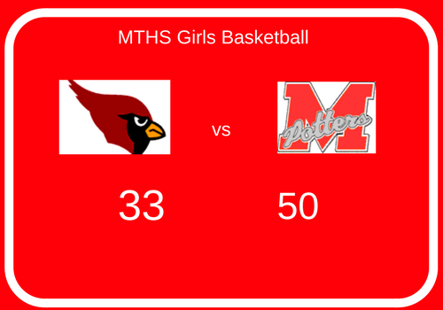 Metamora Herald, MTHS Girls Basketball 1/14/2017