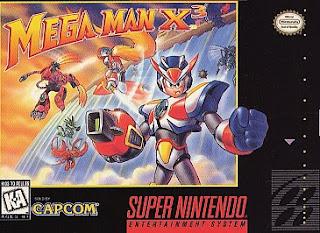 Baixar Rom Mega Man X 3 (Br) [ SNES ]