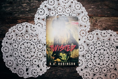Review: Twisted by K.A. Robinson