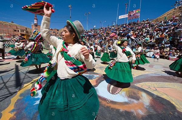 En vivo Anata Andina 2018 - Carnaval de Oruro