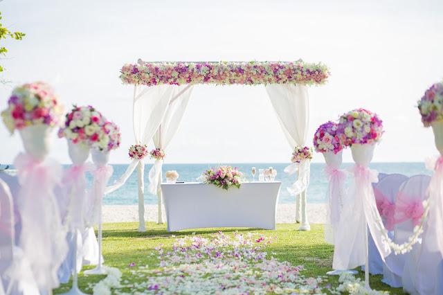 Ślub i plaża. Niespełnione marzenie...