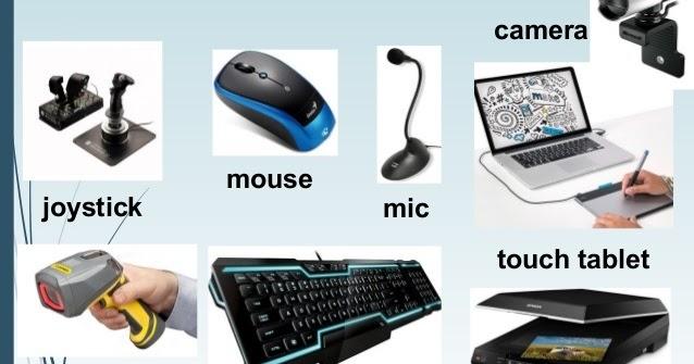 Input Device in Hindi
