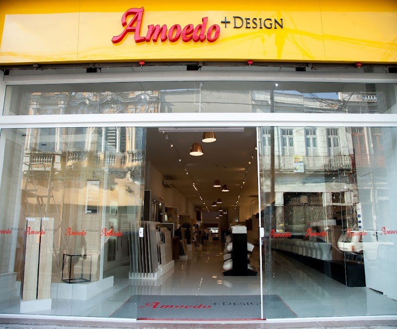 Amoedo inaugura segunda loja com o conceito Amoedo + Design