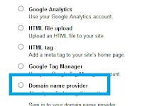 Bagaimana Cara Verifikasi Domain Di Google Webmaster