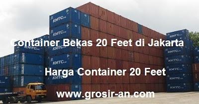 Container Bekas di Indonesia