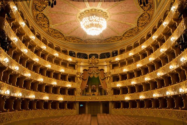 Teatro Nacional São Carlos, Lisboa
