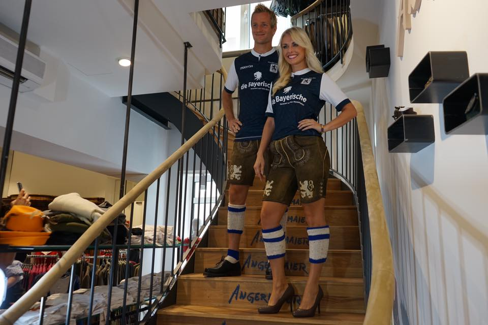 1860 M Nchen 2016 Oktoberfest Kit Released Footy Headlines