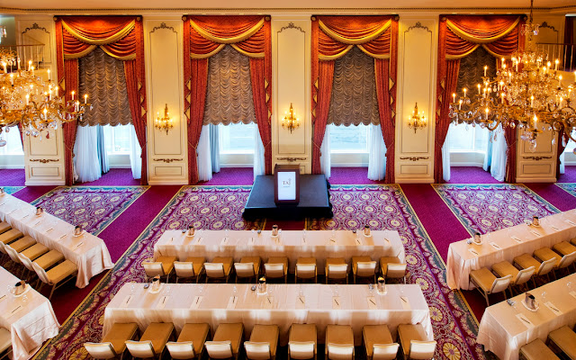 Best Wedding Venues In Boston The Taj Boston Hotel