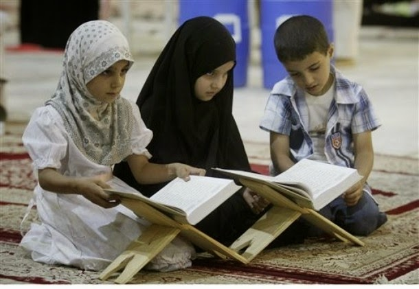 Meski Perang, Anak Palestina Terus Giat Hafalkan Al-Quran