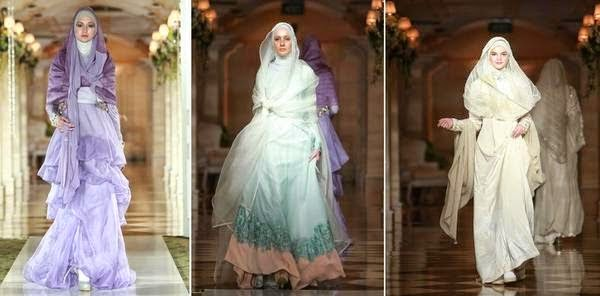 Model Gaun Pengantin Dress Modis