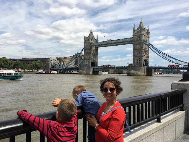 Tower Bridge gezimiz, İngiltere'de yasamak