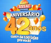 Cadastrar Promoção Aniversário 2016 Assaí Atacadista