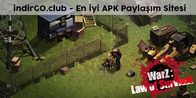 warz law of survival apk