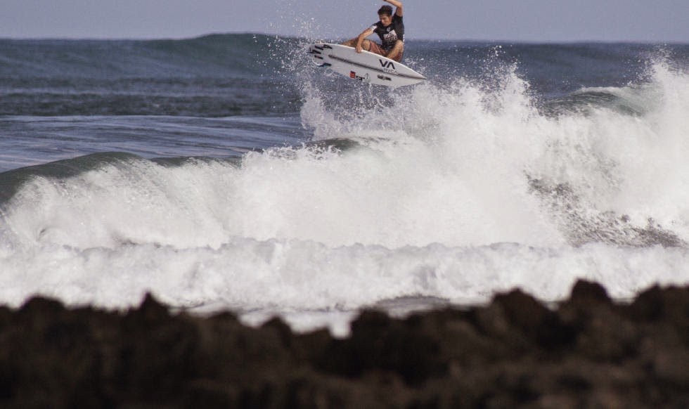 5Reef Hawaian Pro 2014 Reef Hawaiian Pro Highlights grab day 2 Foto ASP Kelly Cestari