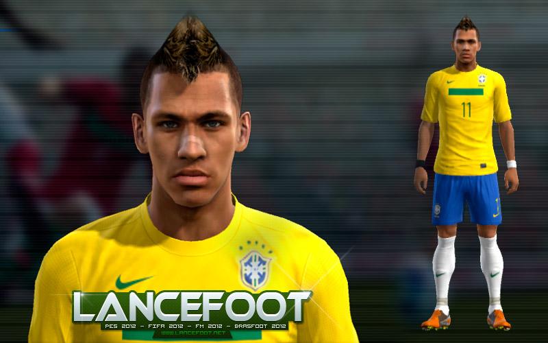 Face Neymar Pes Evolution