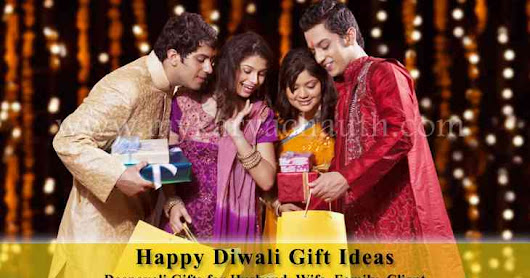 How to Send Diwali Gifts to India and Worldwide Online?