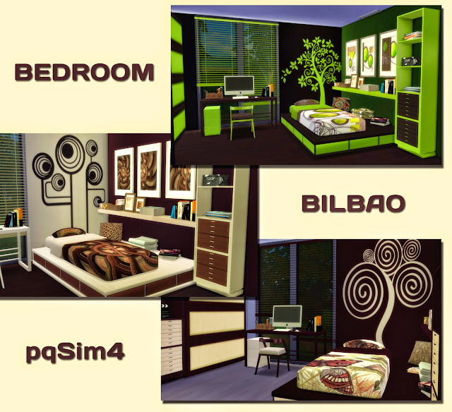 Спальни, кровати (модерн) - Страница 11 1Cabecera