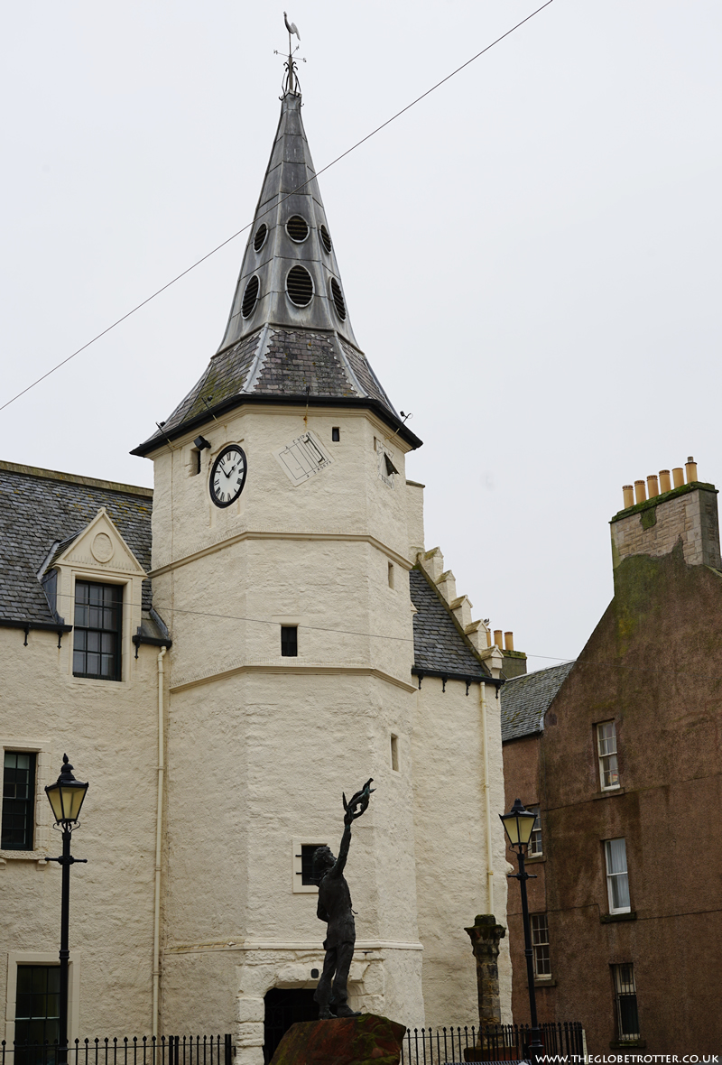 Dunbar Town House Museum and Gallery