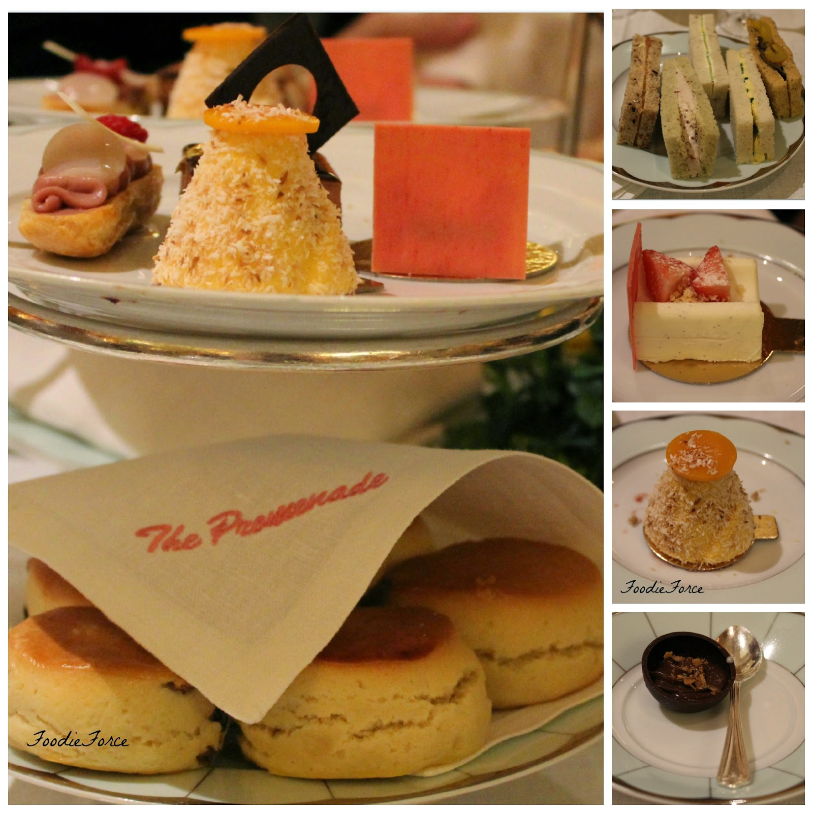 Dorchester Hotel Afternoon tea