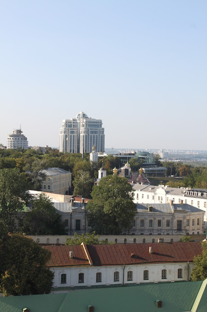 Вид в сторону площади Славы