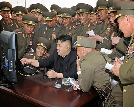 Hệ Thống Internet Của Triều Tiên Ngừng Hoạt Động