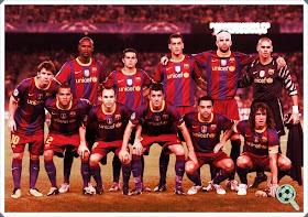 Barcelona 2010-11