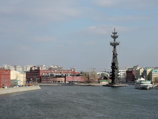 Памятник Петру I Церетели