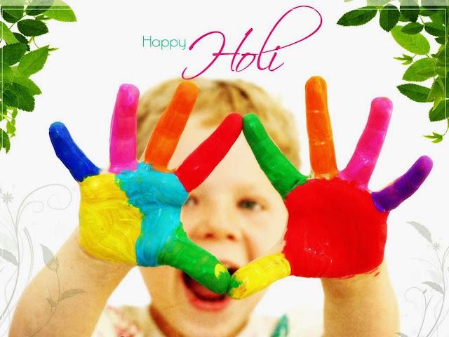 Happy Holi R Pic